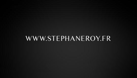 WWW.STEPHANEROY.FR wwwstephaneroyfr